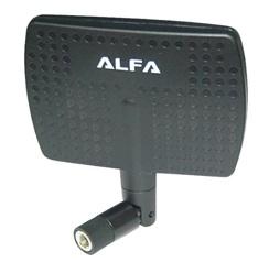 ALFA wifi (panel antenna)