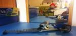 costruzione della LEGO: dragster (auto)